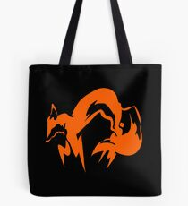 Foxhound - Metal Gear Tote Bag