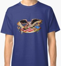 The Villainous Presidents: The Seal of the Villainous President of the United States Classic T-Shirt