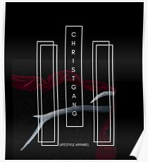 ChristGang Horns Poster