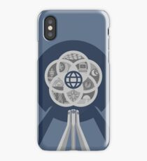 EPCOT Center 30th Variant iPhone Case/Skin