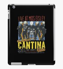 Star Wars - Cantina Band On Tour iPad Case/Skin
