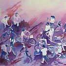 Bike Tour by JennyArmitage