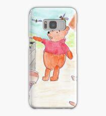 Winnie the Poo and Friends Samsung Galaxy Case/Skin
