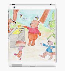 Winnie the Poo and Friends iPad Case/Skin