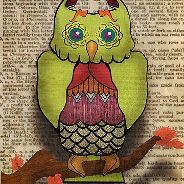 Owl by dodadue89