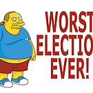 Worst Election Ever! by Diabolical