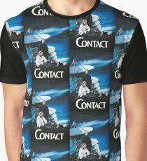 Katya Contact Movie print Graphic T-Shirt
