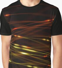 Fire Wire Graphic T-Shirt