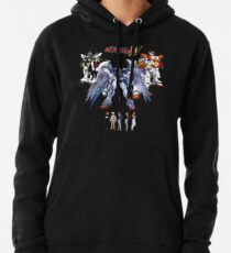 Gundam Wing  Pullover Hoodie
