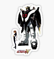 Gundam Wing - Deathscythe Sticker