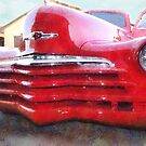 1947 Chevy Brought Back to Life by Rhonda Strickland