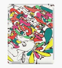 Graffiti Linework iPad Case/Skin