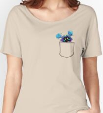 Get in the pocket!! Women's Relaxed Fit T-Shirt