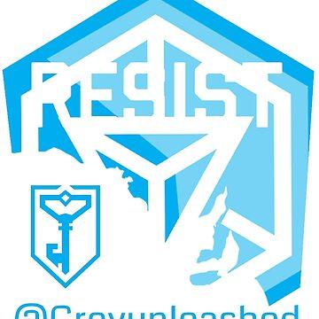 Resist SA Greyunleashed by pondyphotos