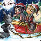 Hannibal - Merry Christmas 1 by Furiarossa