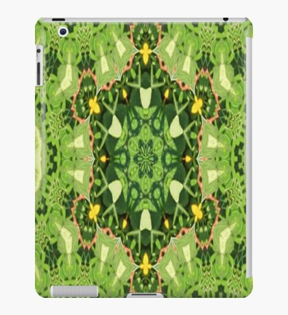 flowerbed iPad Case/Skin
