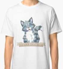Warrior Cats: Sarcastic Jayfeather Classic T-Shirt