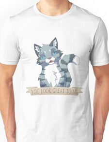 Warrior Cats: Sarcastic Jayfeather Unisex T-Shirt