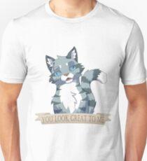 Camiseta ajustada Gatos guerreros: sarcófago Jayfeather