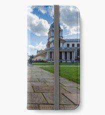 Old Royal Naval College, Greenwich, London iPhone Wallet/Case/Skin