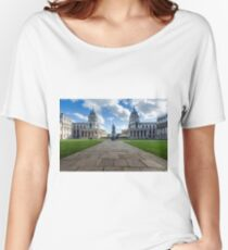 Old Royal Naval College, Greenwich, London Women's Relaxed Fit T-Shirt