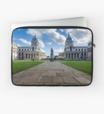 Old Royal Naval College, Greenwich, London Laptop Sleeve
