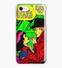 1948 Young Romance 7 cover by Jack Kirby iPhone Case/Skin