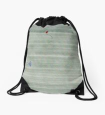 Create to resist.. Drawstring Bag