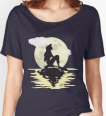 Under the Moonlight Women's Relaxed Fit T-Shirt