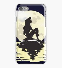 Under the Moonlight iPhone Case/Skin