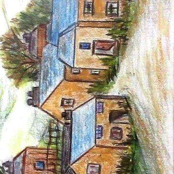 Joyce - House 2 by cathysola