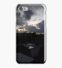 October Sky - Early in the morning iPhone Case/Skin