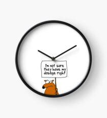 I'm not sure... Clock