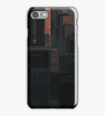 Long time no see iPhone Case/Skin