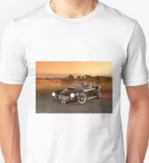 Black 1965 Shelby Cobra 427 Replica Unisex T-Shirt