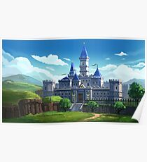 Sneaking into the castle Poster