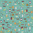 Breakfast is people too by Daniel Rawlins