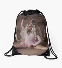 Naturally Unnatural Drawstring Bag