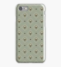 Liquor Pattern - Icon Prints: Drinks Series iPhone Case/Skin