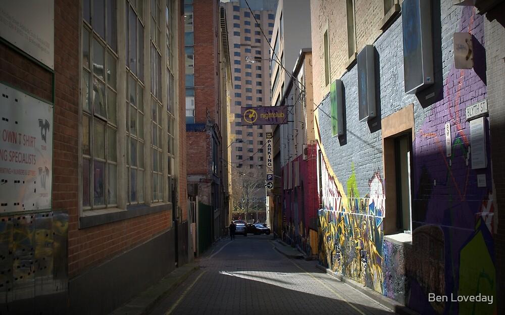 Blyth Street by Ben Loveday