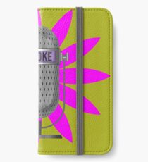 Karaoke Phone iPhone Wallet/Case/Skin