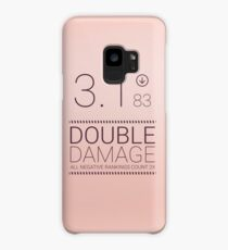 Black Mirror - Nosedive Double Damage Case/Skin for Samsung Galaxy