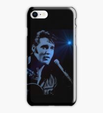 The KING Rocks On iPhone Case/Skin