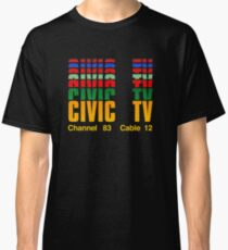Channel 83  Cable 12 Classic T-Shirt