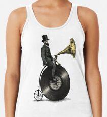 Camiseta con espalda nadadora Hombre musical