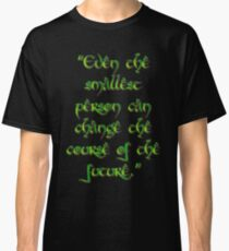 Even the smallest person Classic T-Shirt