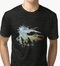 Final Fantasy XV - The Squad Tri-blend T-Shirt