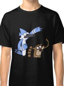 Mordecai & Rigby - Regular Show Classic T-Shirt