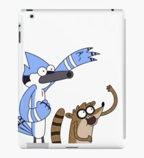 Mordecai & Rigby - Regular Show iPad Case/Skin