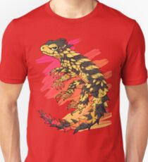 Smaug giganteus- red N yellow T-Shirt